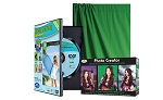 Green Screen Digital Photography Creator Kit