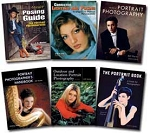 Clearance Books about Portrait Photography