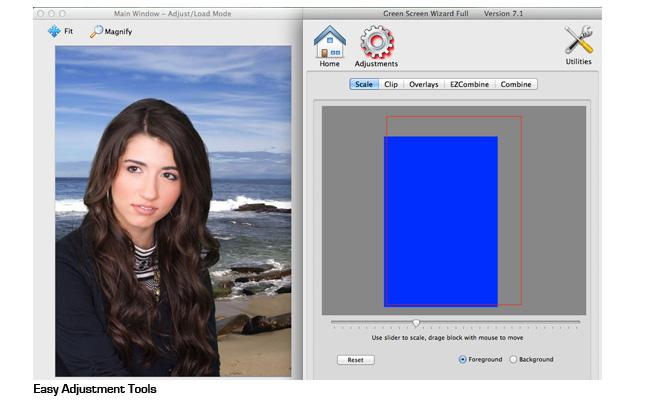 Green Screen Digital Photography Creator Kit