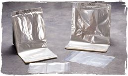 100 Clear Plastic Poly Bags for Prints