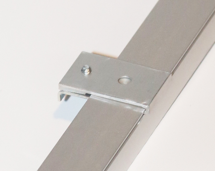 Optional Track Mounting Brackets